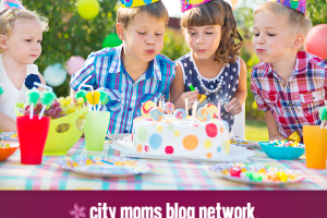 City Moms Blog Network Sister Site Birthday Party Roundup