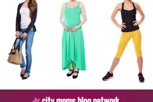 City Moms Blog Network Mommy Fashion Roundup