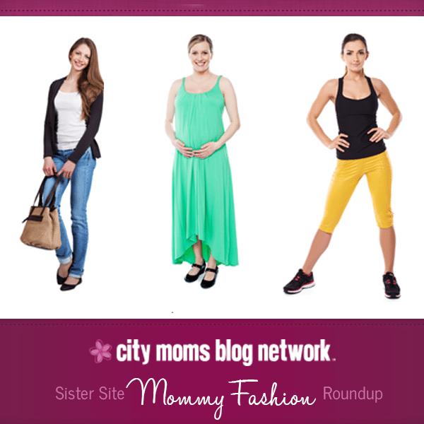City Moms Blog Network Mommy Fashion Roundup