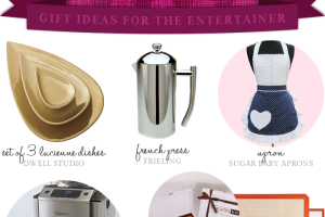 Gift Guide For The Entertainer #CMBNWishList2014 - City Moms Blog Network