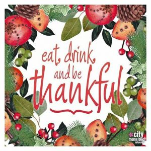 Happy Thanksgiving from City Moms Blog Network! We are sohellip