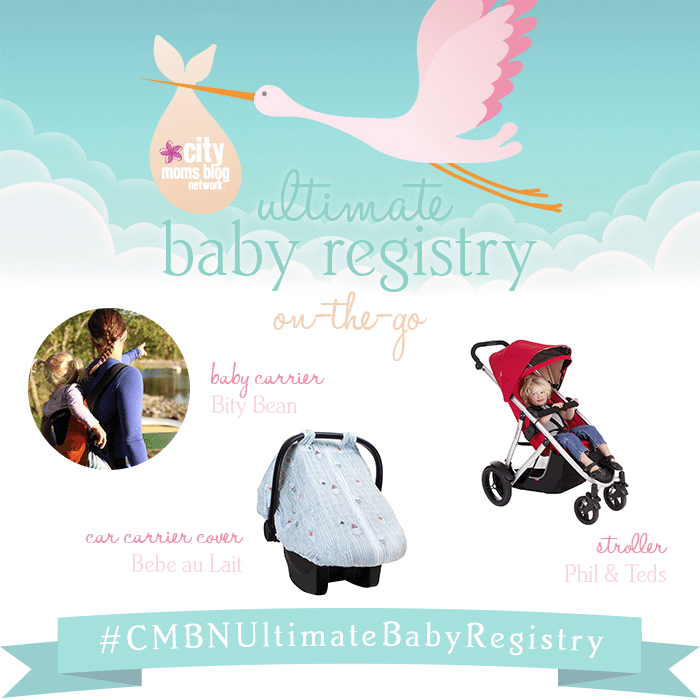 #CMBNUltimateBabyRegistry - Baby Gift Registry 2015 - Gift Ideas for babies - strollers, baby carriers, seat covers
