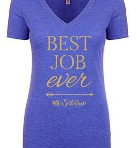 Best Job Ever T-Shirt