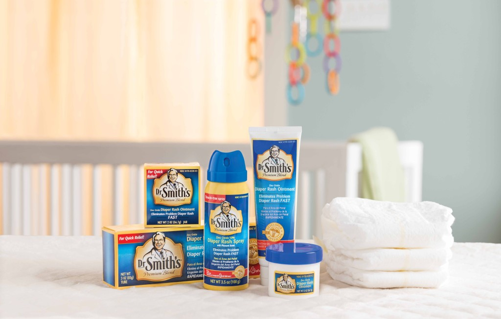 Dr. Smith's Diaper Rash Cream - City Moms Blog Network