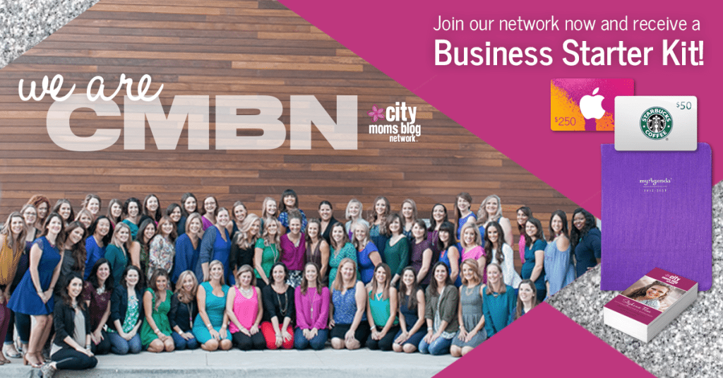 Business Starter Kit From City Moms Blog Network - #WeAreCMBN