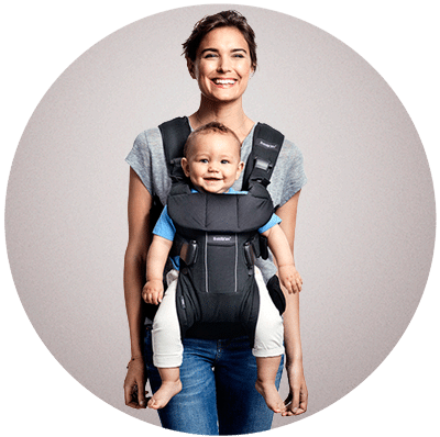 BabyBjorn The One Front Facing Baby Carrier - City Moms Blog Network