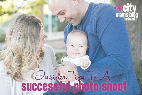 Insider Tips to a Successful Family Photo Shoot