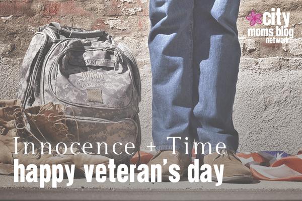 Veteran's Day - City Moms Blog Network