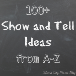 100+-Show-and-Tell-Ideas