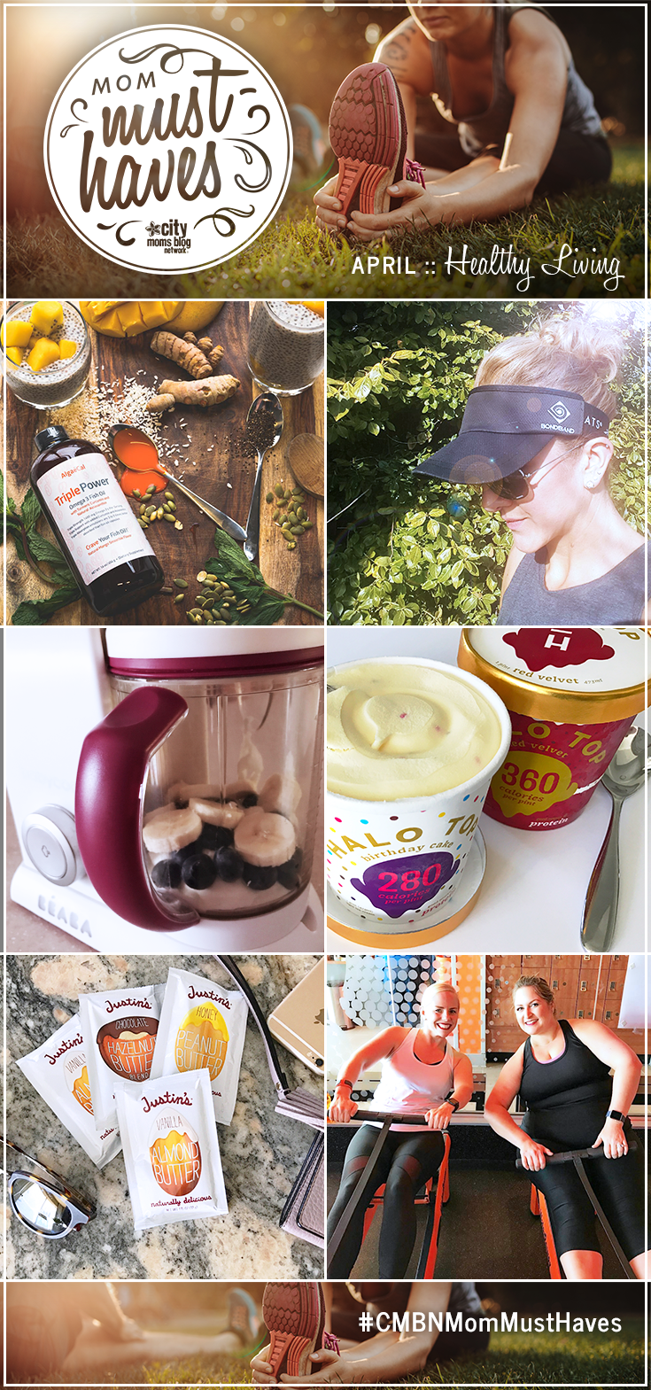 Mom Must-Haves :: April 2017 Healthy Living