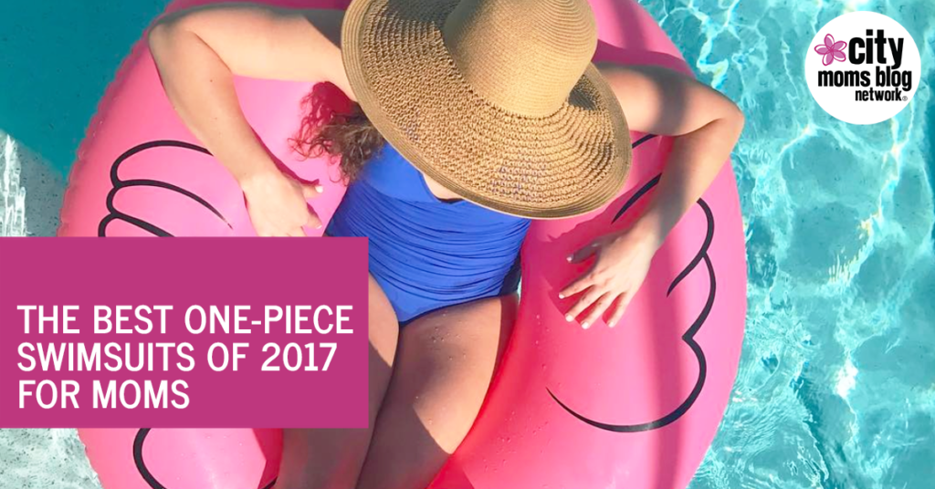 Best One-Piece Swimsuits of 2017 for Moms - City Moms Blog Network