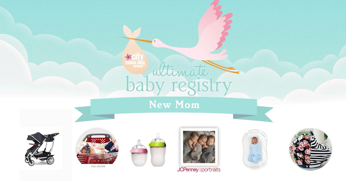 Baby Registry for New Moms - City Moms Blog Network