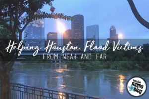City Moms Blog Network Rallies Around Sister Sites Affected by Hurricane Harvey