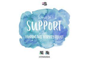 Support Hurricane Harvey Relief600x400