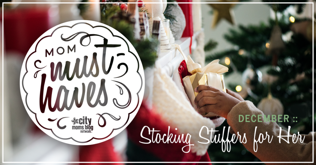 Mom Must-Haves :: December 2017 Stocking Stuffer Idea For Her