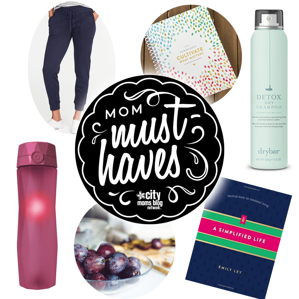 Mom Must-Haves :: January 2018 New Years Resolutions