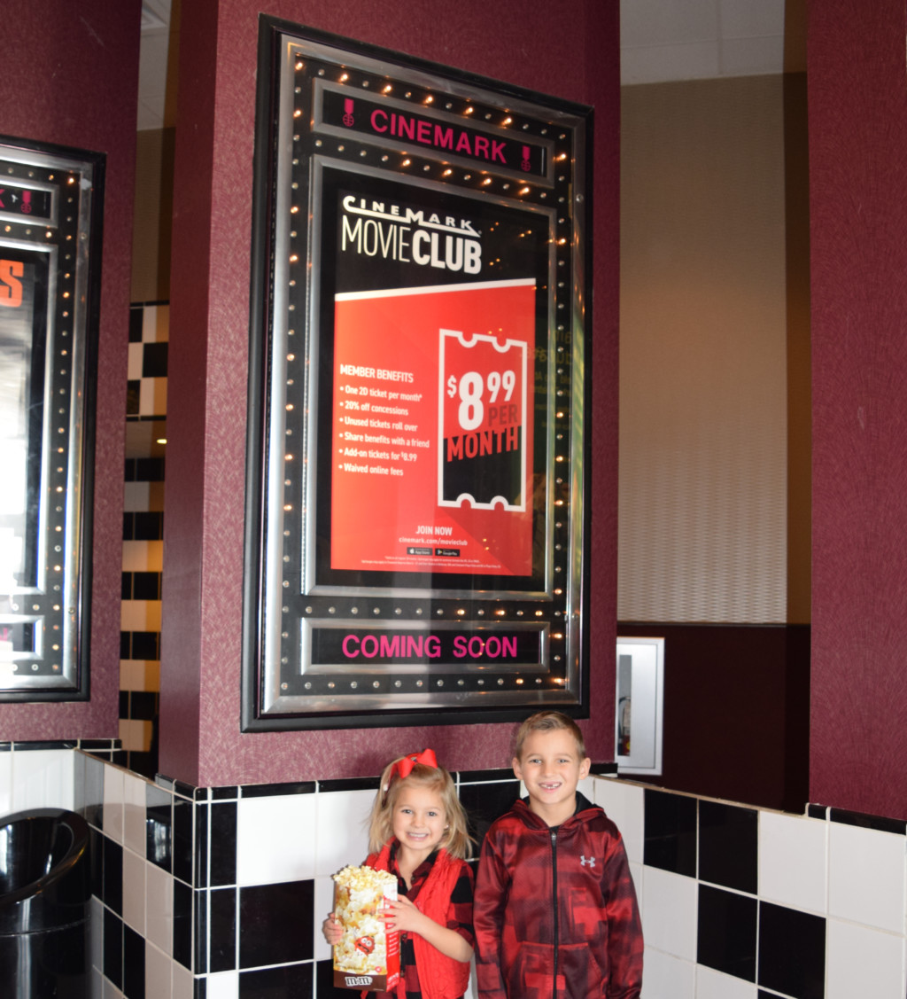 Giving the Gift of Experience: Cinemark Movie Club